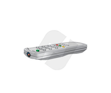 Remote Control Vector Clip Art, 00099, Consumer Electronics — PoweredTemplate.com