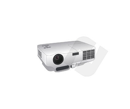 Consumer Electronics: Projector Clipart #00120