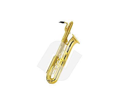 Saxophone Vector Clip Art, 00123, Music — PoweredTemplate.com