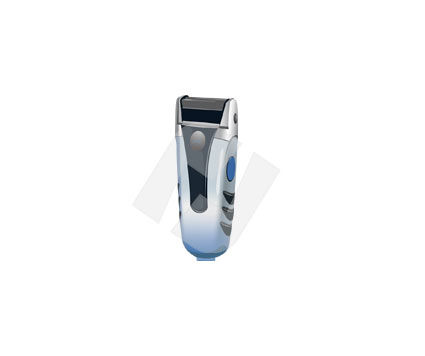 Home Appliances: Electric Shaver Vector Clip Art #00134