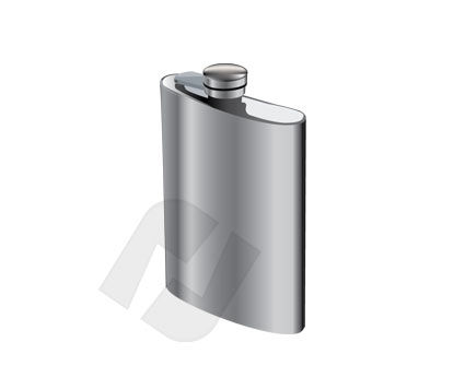 Flask Vector Clip Art