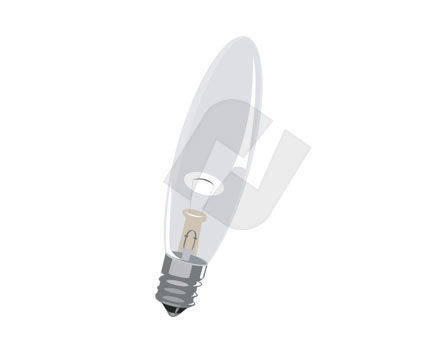 Objects and Equipment: Elektrische lampe Clip Art #00207
