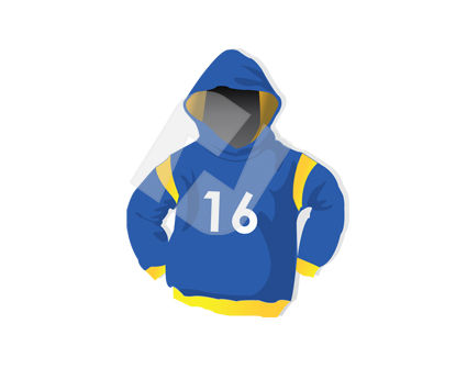 Objects and Equipment: Sweat Coat Vector Clip Art #00356