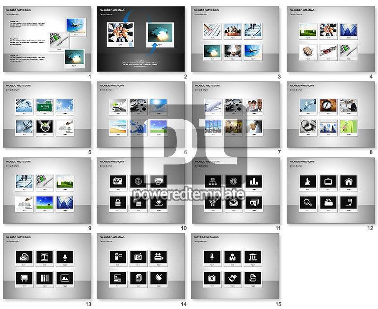 Polaroid Icons