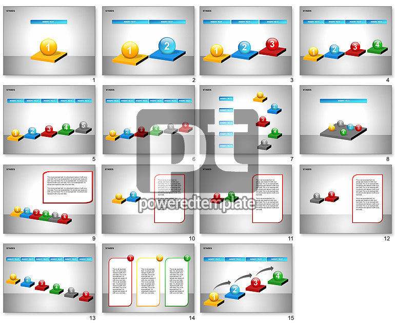 Stage Diagrams Collection