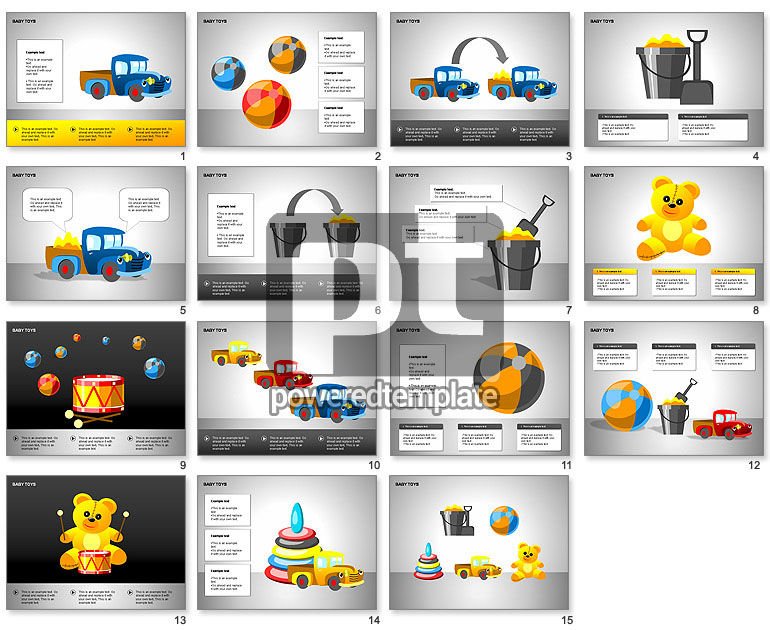 Baby Toys Shapes
