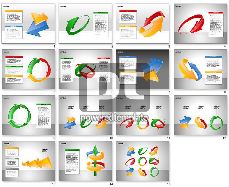 Interaction Arrows Collection Diagrams
