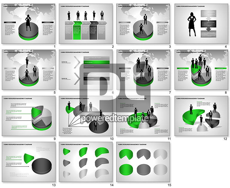 Human Resources Management Diagrams