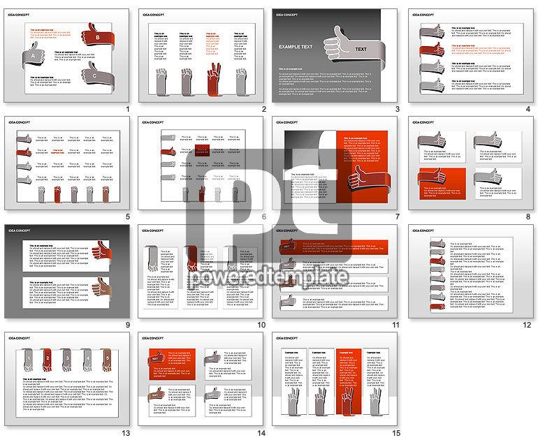 Idea Concept Chart