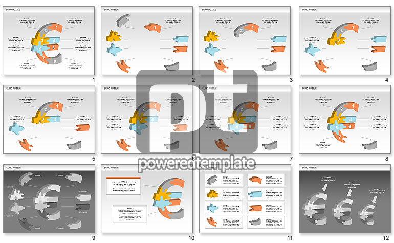 Euro Puzzle Diagrams