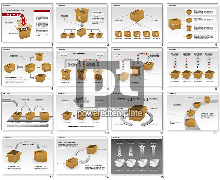 Packaging Diagrams