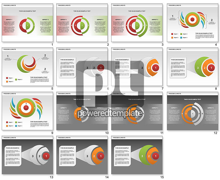 Process Shapes Diagram