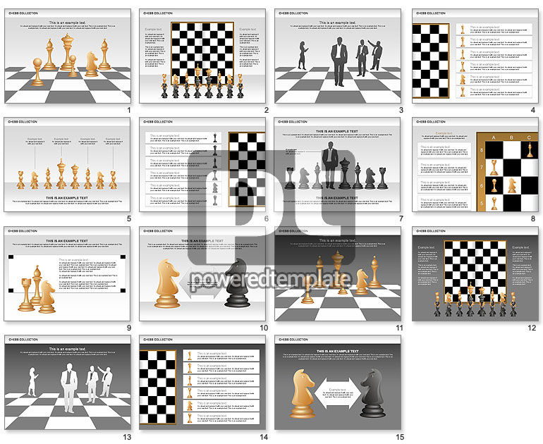 Chess Shapes and Diagrams