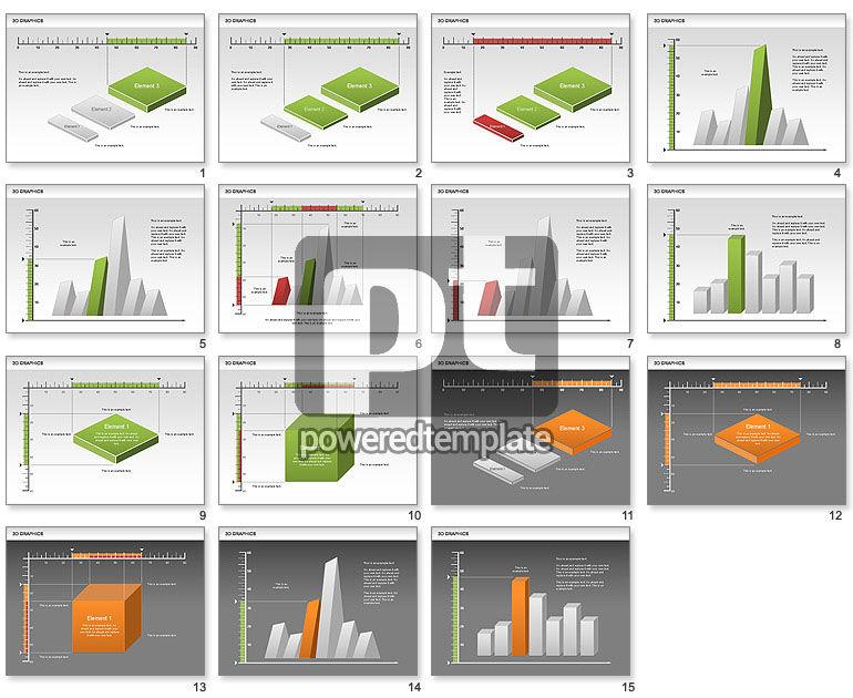 3D Graph Charts