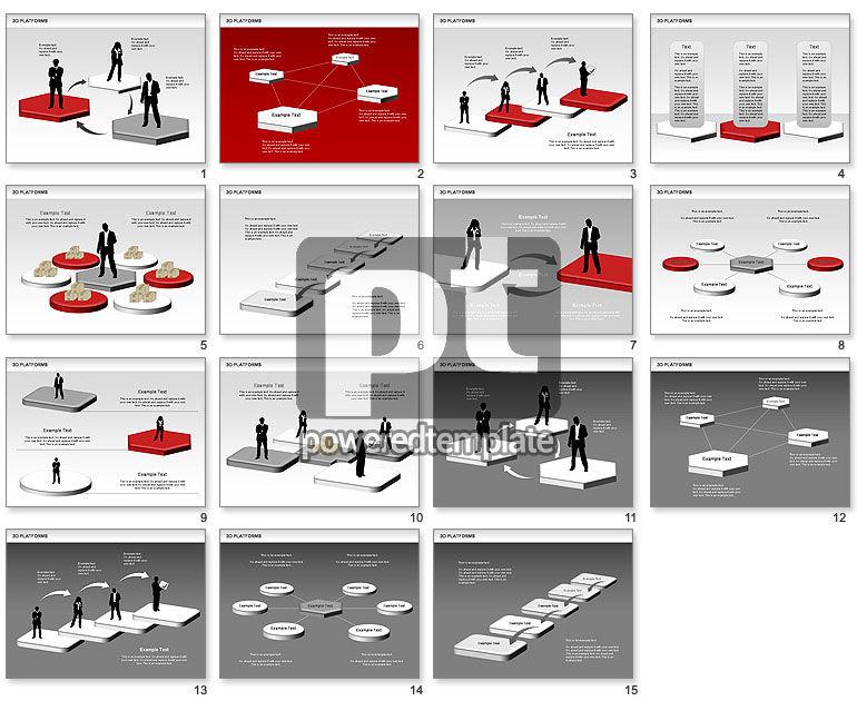 3D Platforms Toolbox