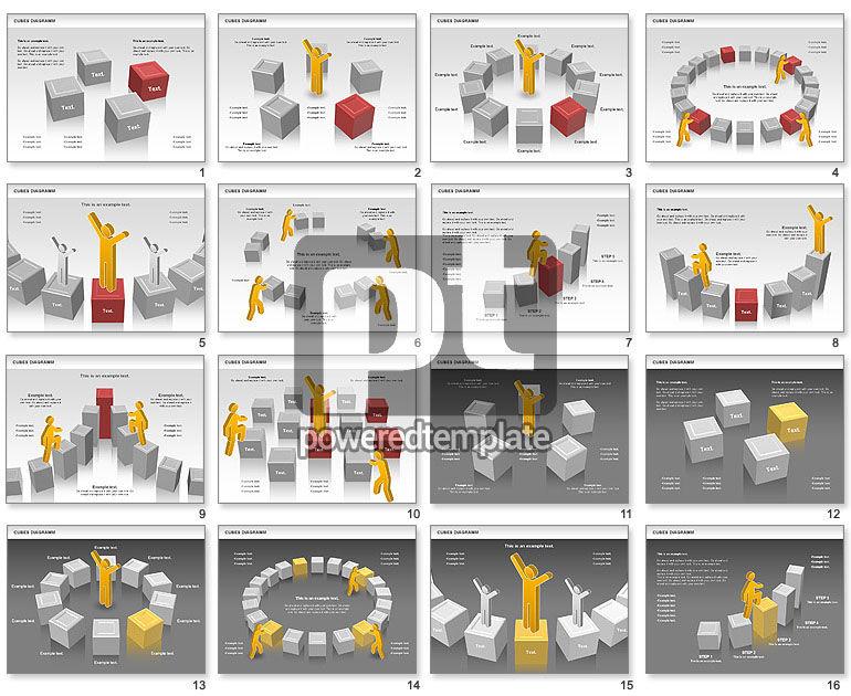 Cubes Diagram