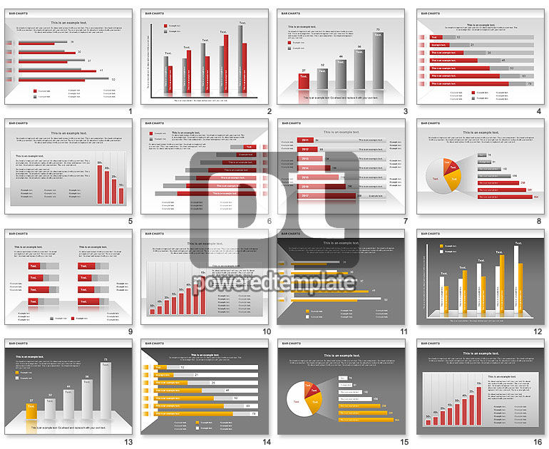 Bar Charts Collection