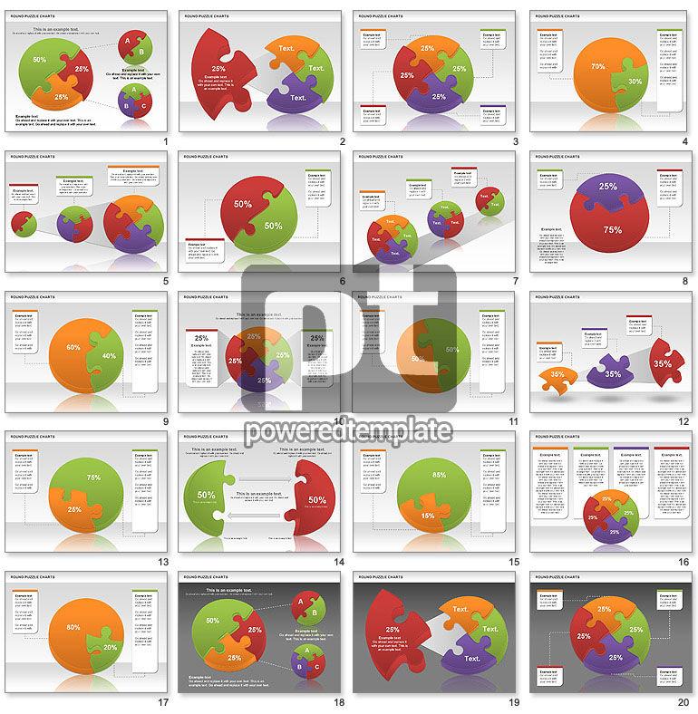 Round Puzzles Chart