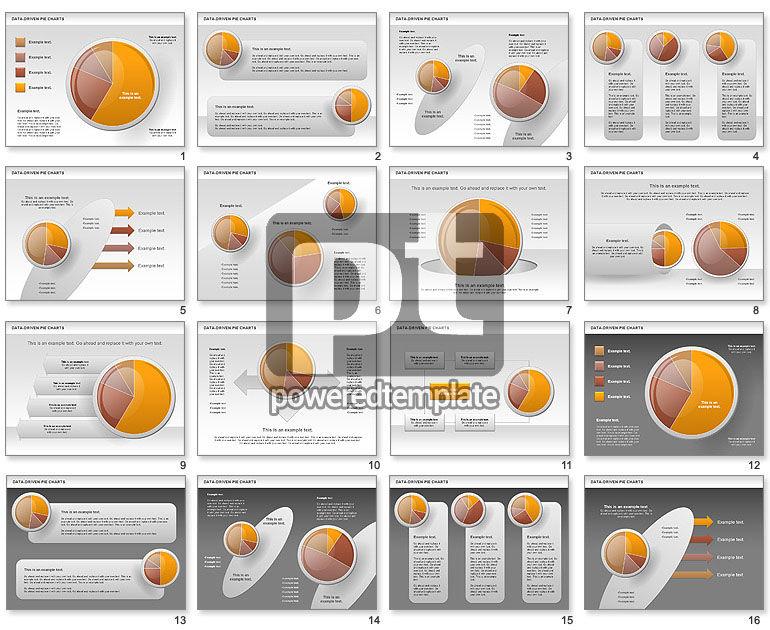 Data-Driven Pie Chart