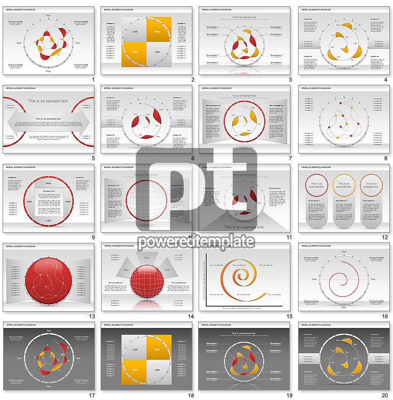Spiral Elements Diagram