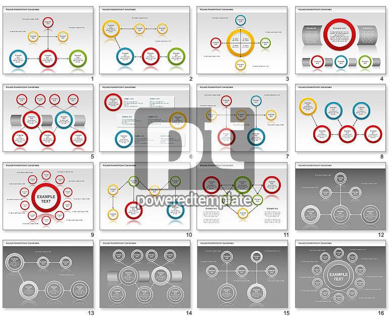 Round Diagrams