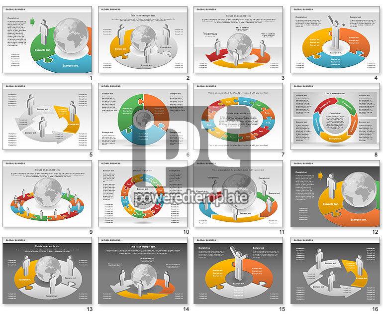 Global Business Diagram