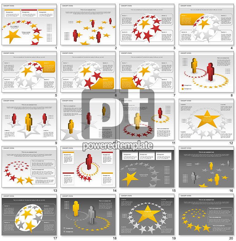 Concept Stars Diagram