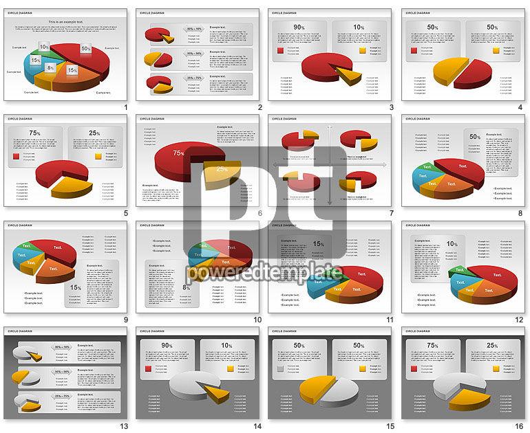 3D Pie Chart (Data Driven)