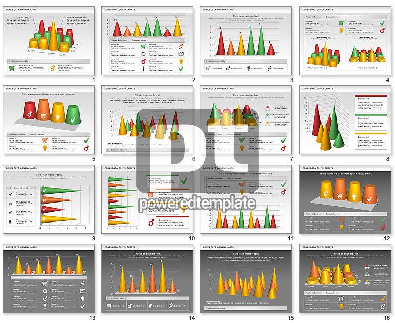 Cones Data Driven Chart
