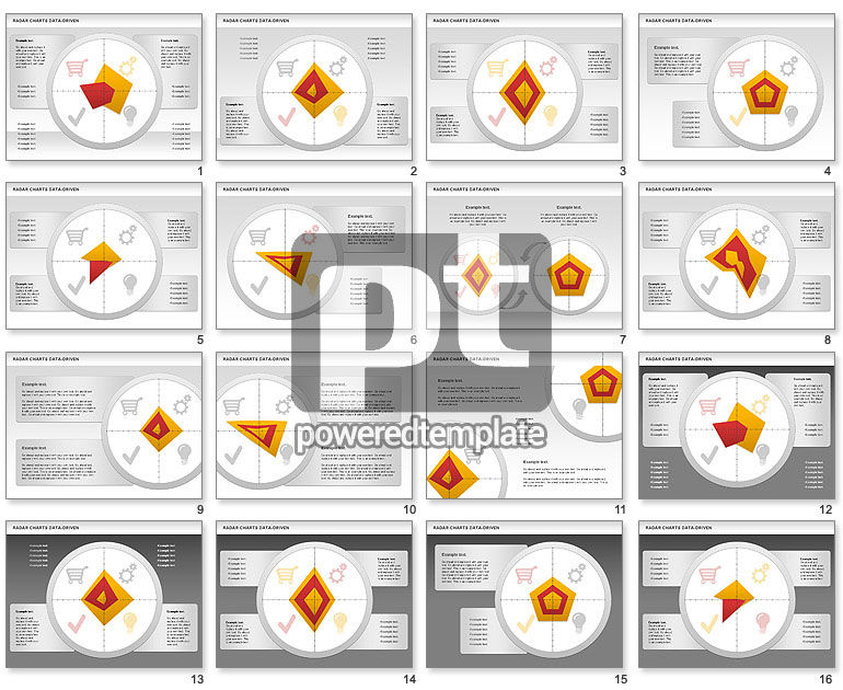 Radar Chart (Data Driven) for PowerPoint Presentations, Download Now ...
