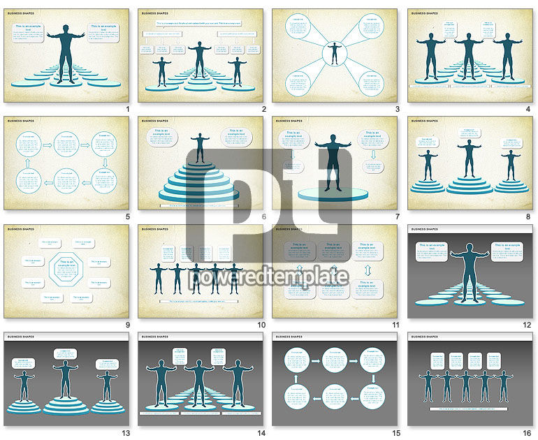 Business Report Shapes