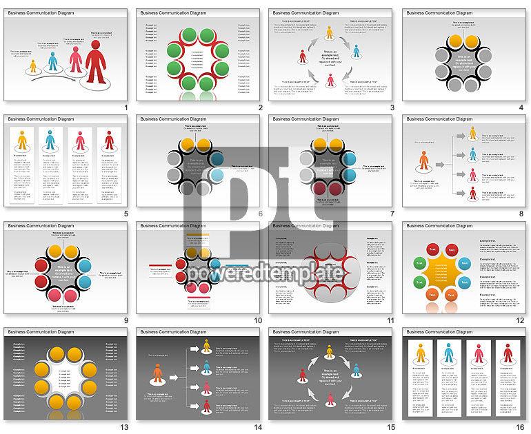 Business Communication Diagram