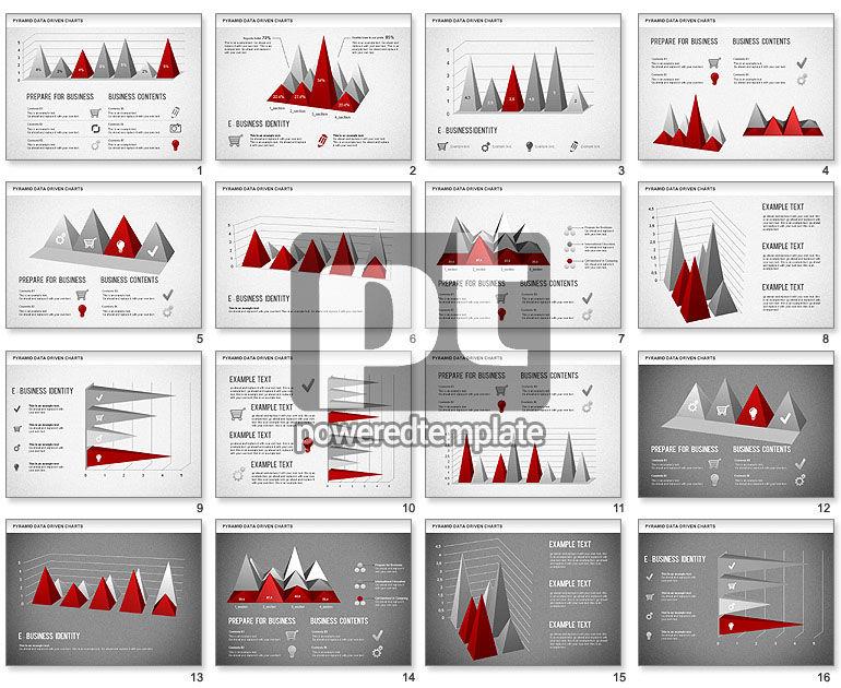 Pyramid Bar Chart