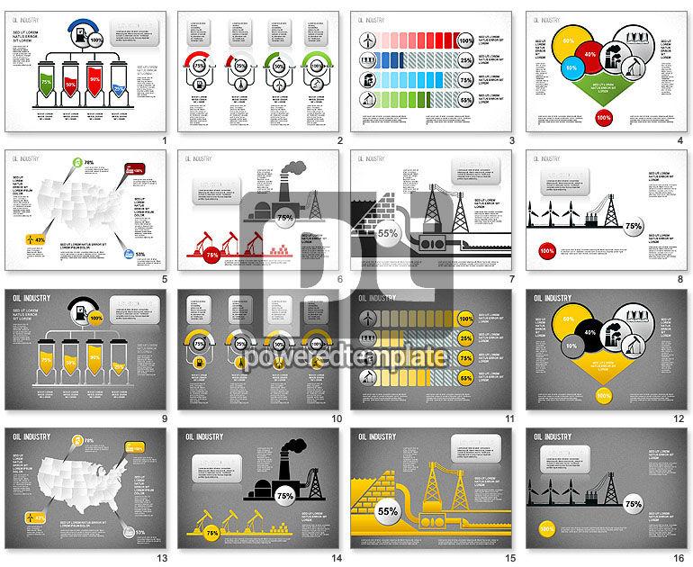 Oil Industry Diagram