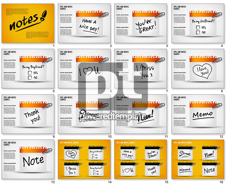 Notes Collection