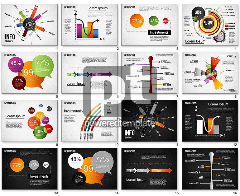 Infographics toolbox