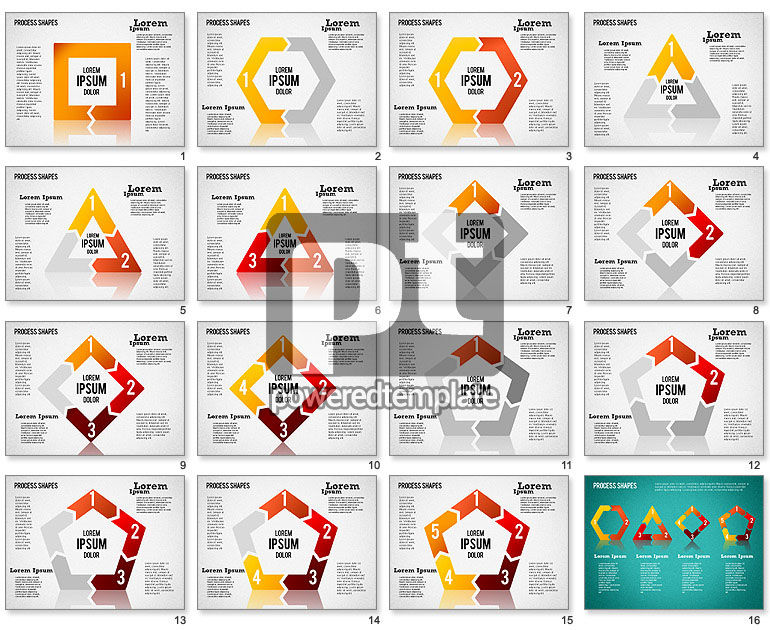Process Geometric Shapes Toolbox