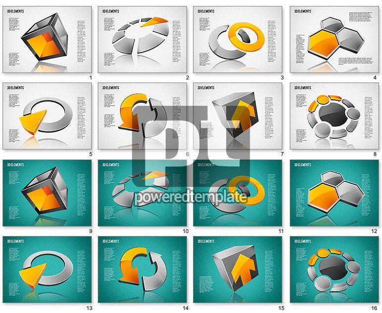 3D Shapes Toolbox