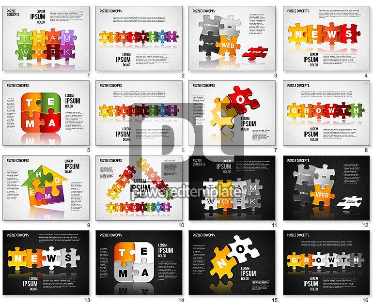 Puzzle Concepts
