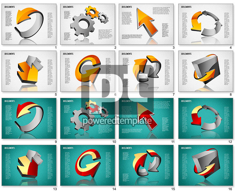 3D Shapes Toolbox 2