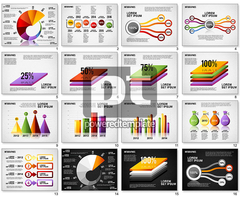 Infographics Report Toolbox