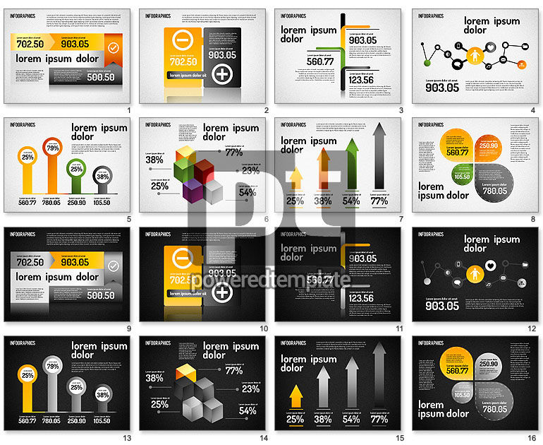 Social Infographics Toolbox