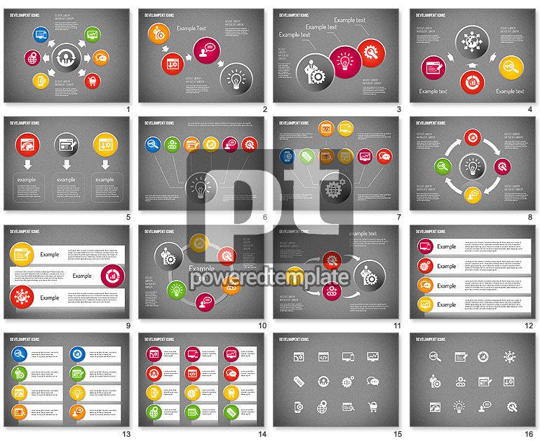 Development Icons