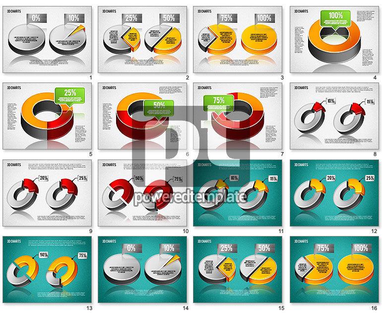3D Pie Diagram Toolbox