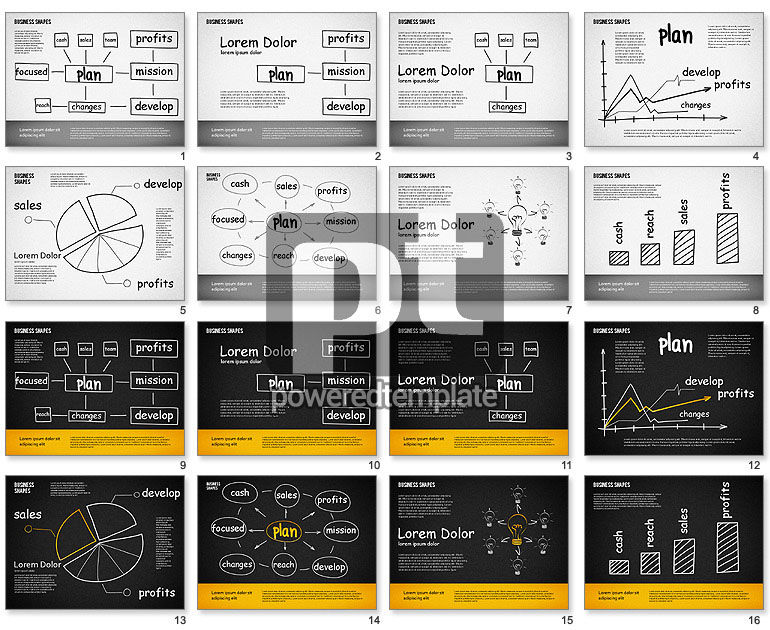business plan template for powerpoint presentations, download now, Modern powerpoint