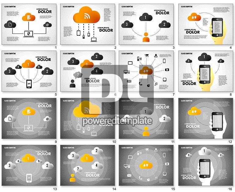 Diagramma cloud storage