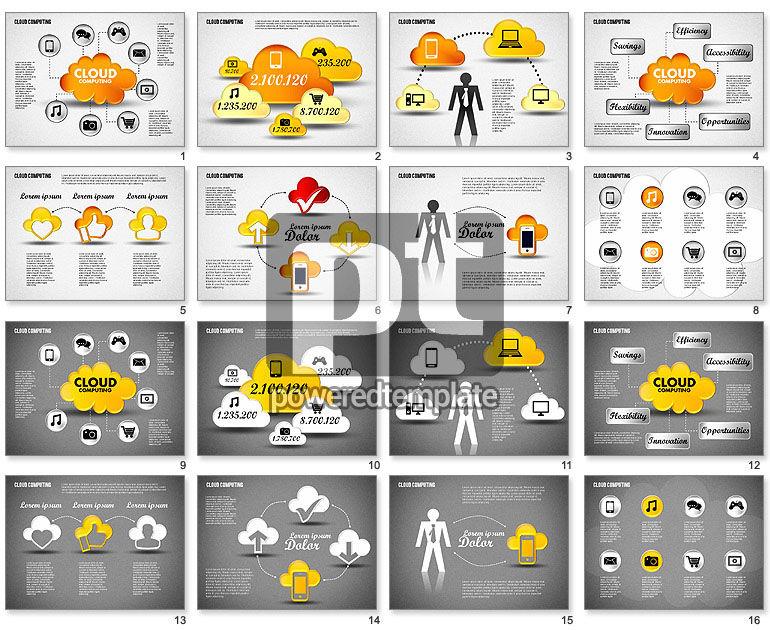 Cloud Computing Shapes
