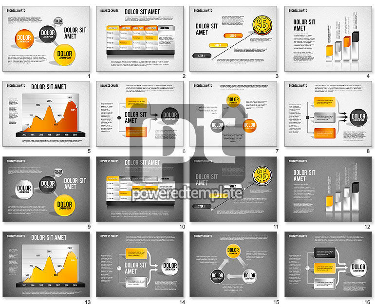 Project Presentation For Powerpoint Presentations, Download Now