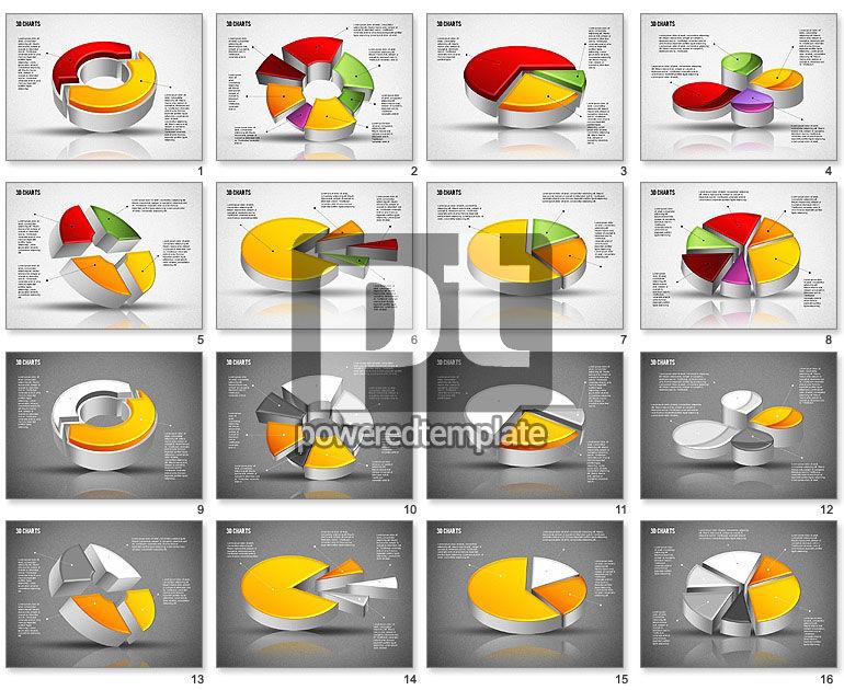 3D Diagrams Collection