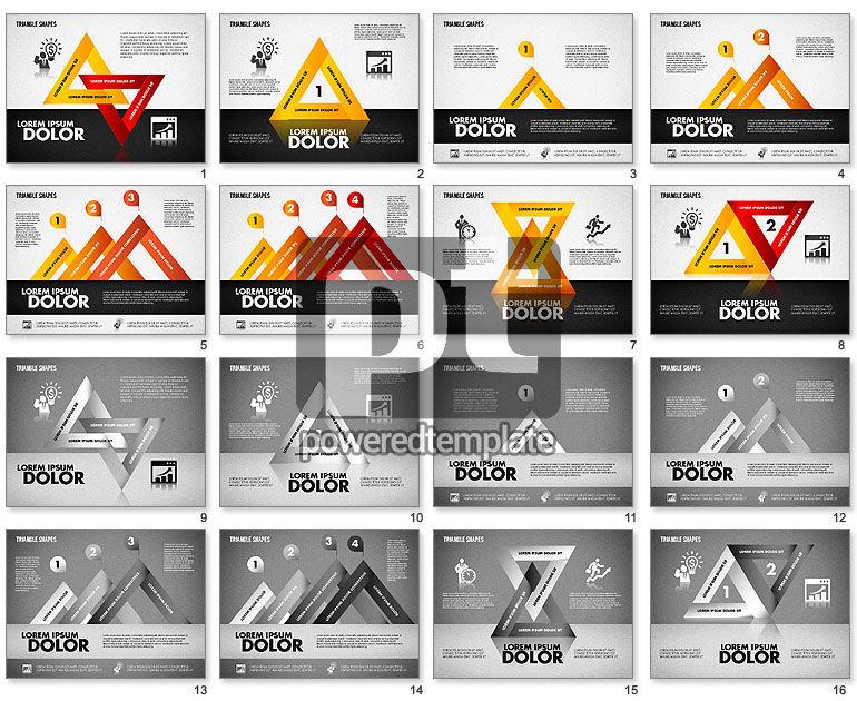 Triangle Shapes Diagram